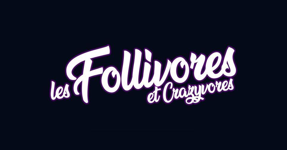 LES FOLLIVORES <HR></noscript>@Le Flow // 06-11